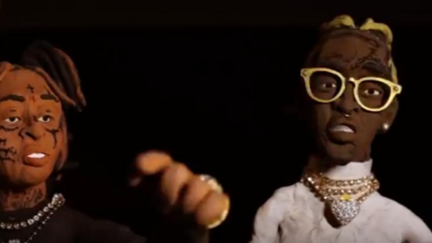 "Trippie Redd et Young Thug sont des aventuriers dans ""Yell oh"""