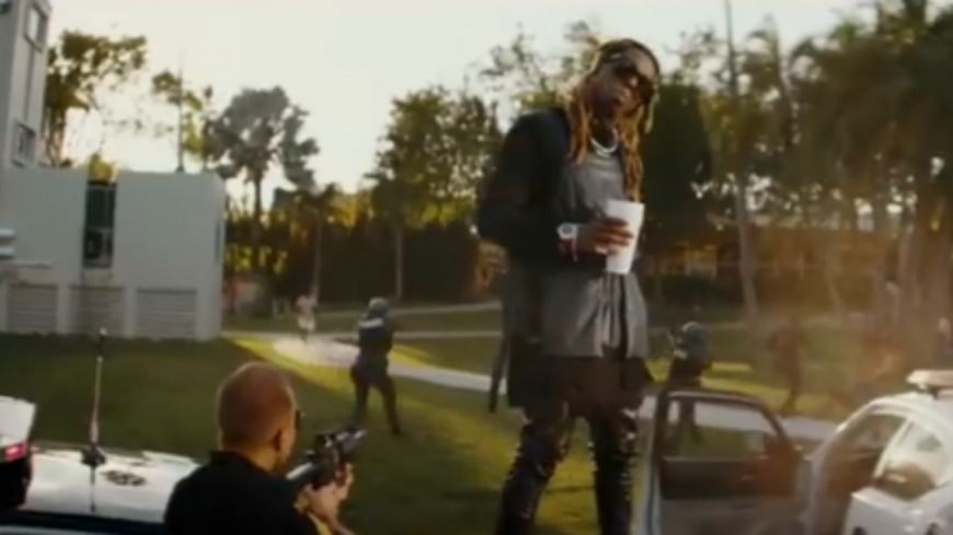"""XXXTentacion fait équipe avec Lil Wayne pour  """"School Shooters"""""""