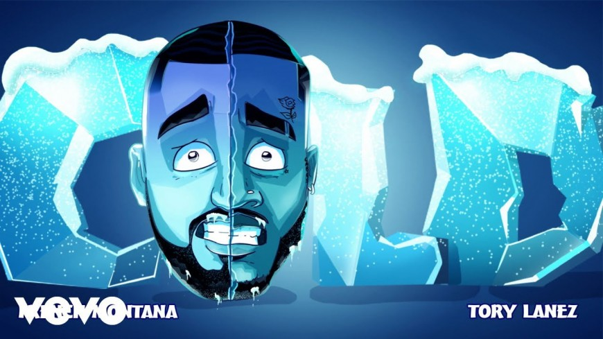 """French Montana est """"Cold"""""""