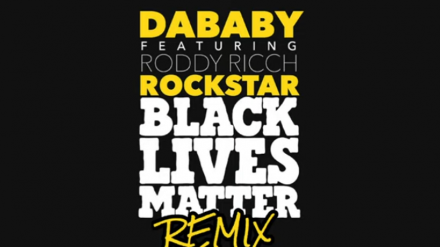 "Dababy remixe son hit ""Rockstar"""