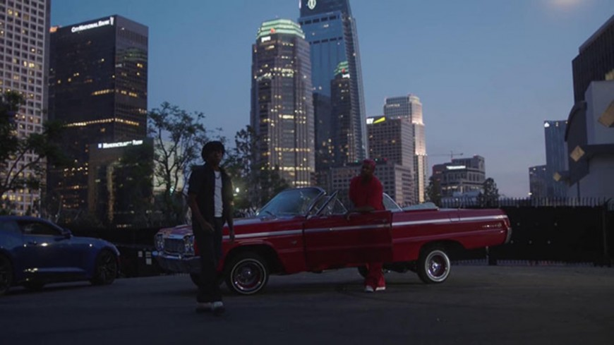 """Lil Loaded et YG s'unissent pour """"Gang Unit Remix"""""""