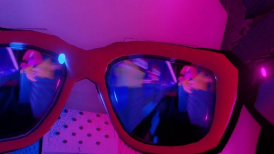 "The Weeknd et Doja Cat en dessin animé pour ""In Your Eyes"