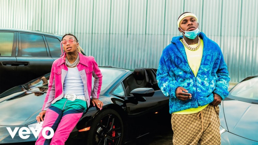 """Tyla Yaweh et DaBaby gagnent le jackpot dans """"Stuntin' On You"""""""