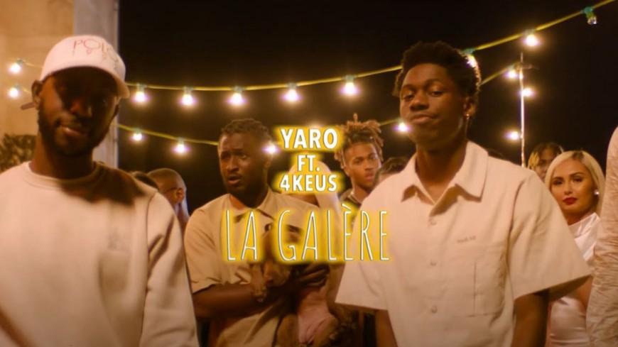 """Pour Yaro et 4Keus c'est """"La Galère"""""""