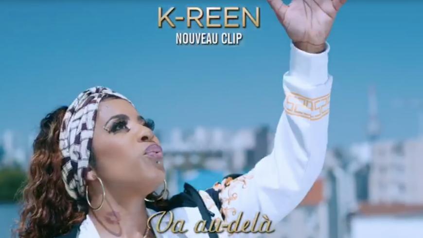 """K-REEN dévoile le clip """"Va Au-Delà"""""""