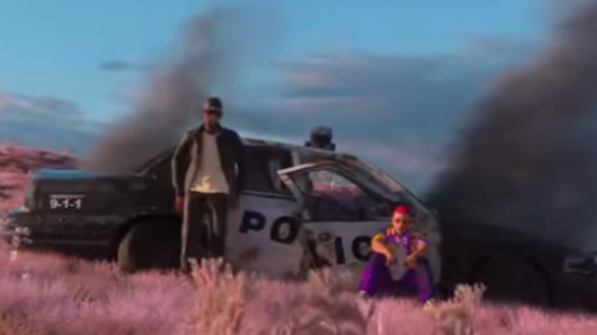 "Coyote Jo Bastard remixe son titre ""Hoodboy"""