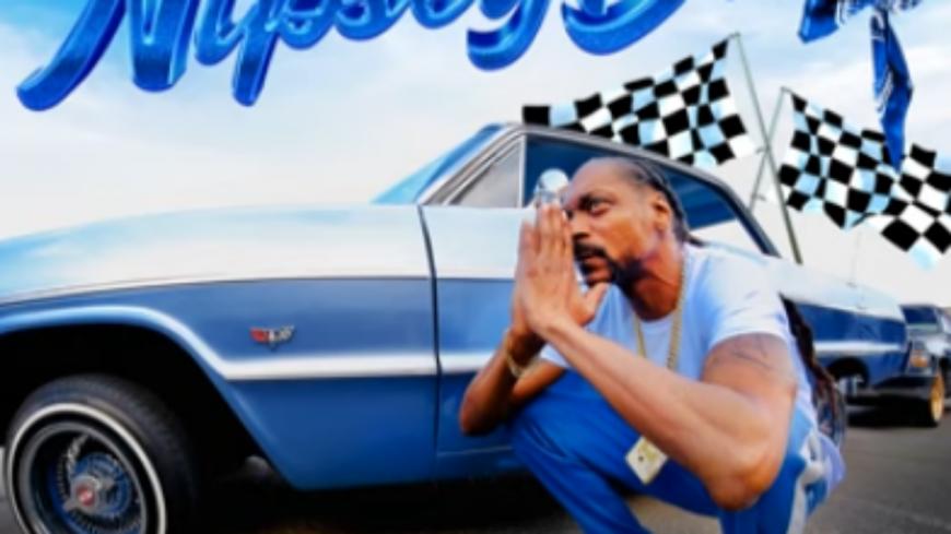 "Snoop Dogg rend hommage à Nispey Hussle dans ""Nipsey Blue"""