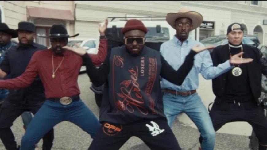 """Les Black Eyed Peas aiment la """"Vida Loca"""""""