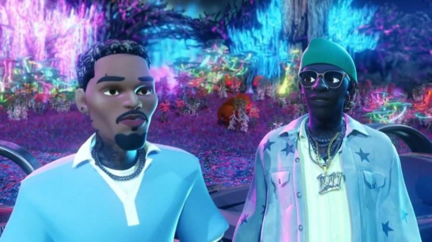 """Chris Brown et Young Thug balancent """"Say You Love Me"""""""