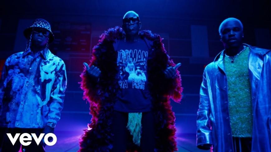 "A$ap Ferg et Tyga sont avec ""Dennis Rodman"""
