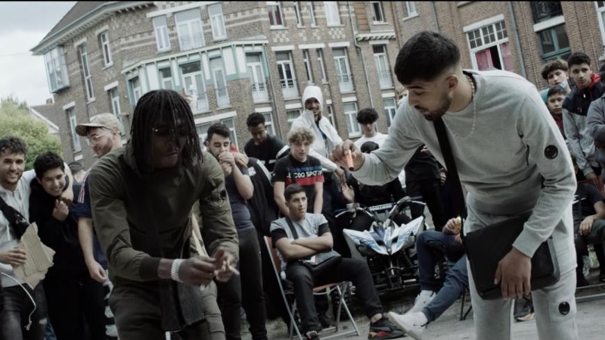 """ZKR en featuring avec Koba LaD pour """"Poursuite"""""""