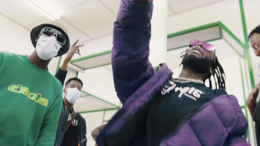 """K.S.A. nous dévoile son featuring avec Alpha Wann, le freestyle """"CDN"""" (Corée du Nord)"""