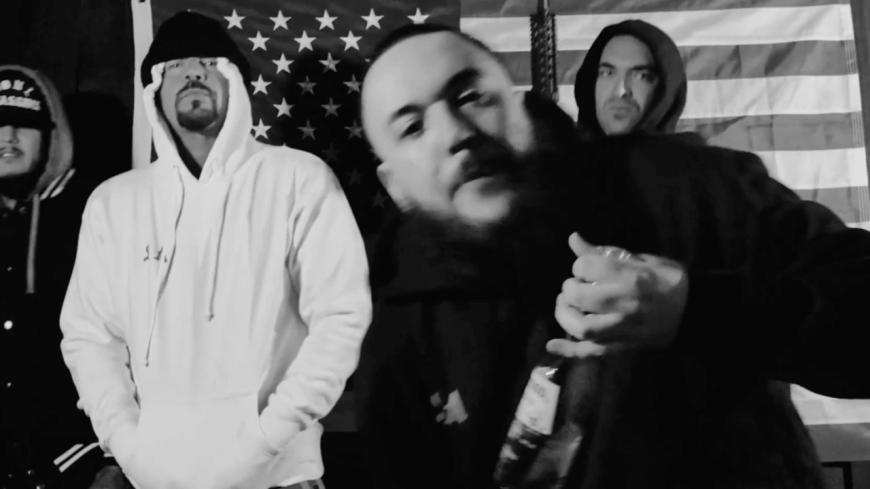 """DJ MUGGS et AL DIVINO pour le clip de """"Mr. Dynamite"""""""