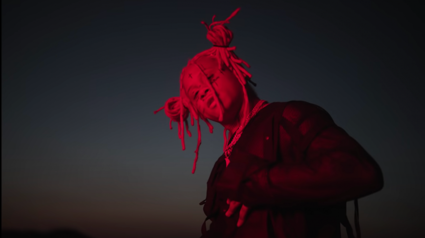 """Trippie Red déclare sa flamme avec  """"Love Scars 4"""""""