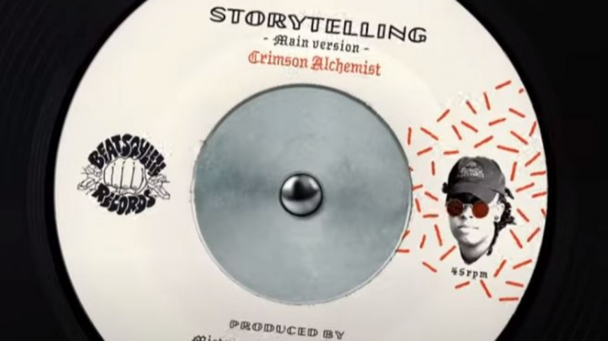 "Ugly Mac Beer & Mister Modo réunis sur ""Storytelling"""