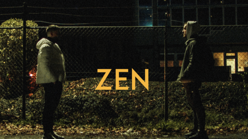 """Chaps a du mal à être """"Zen"""""""