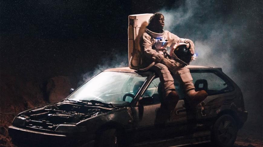 """Youssoupha rêve d'être """"Astronaute"""""""