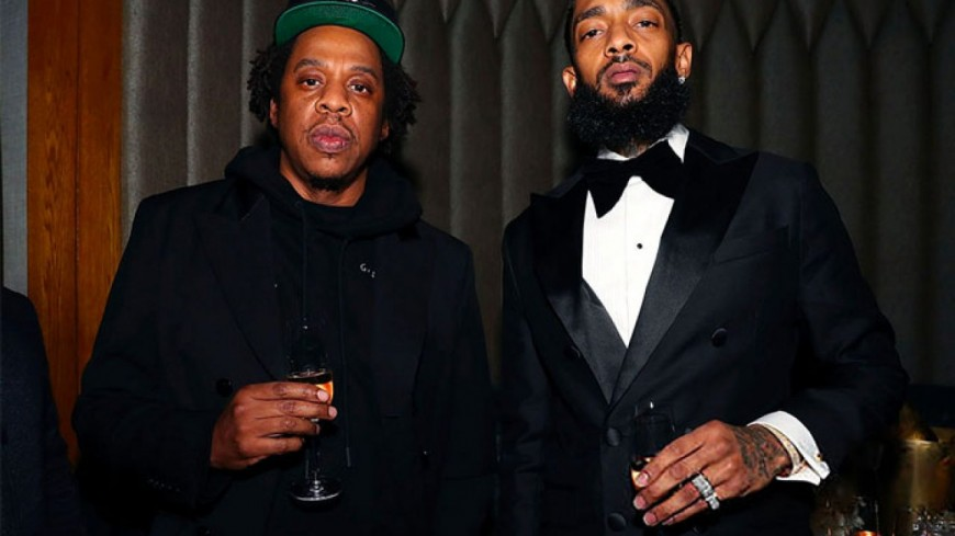 """Jay-Z et Nispey Hussle ensemble pour la BO de """"Judas and the Black Messiah"""""""