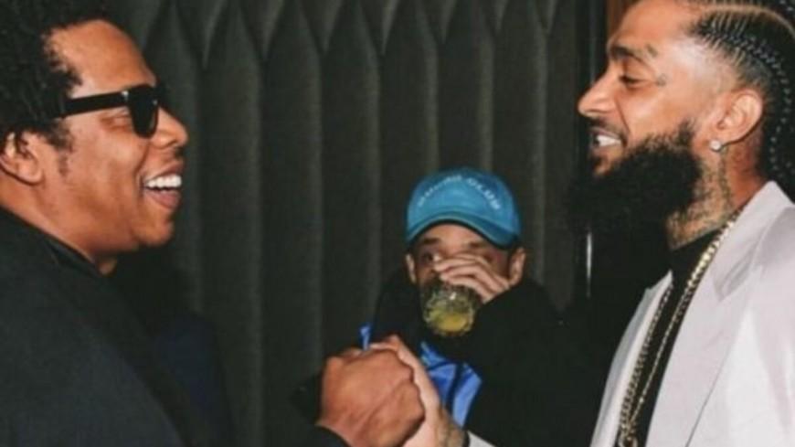 """Nipsey Hussle avec Jay-Z sur """"What it Feels Like"""""""