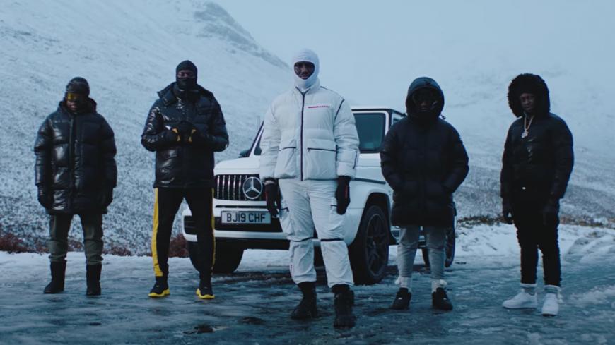 """Headie One est en """"Siberia"""" ft. Burna Boy"""