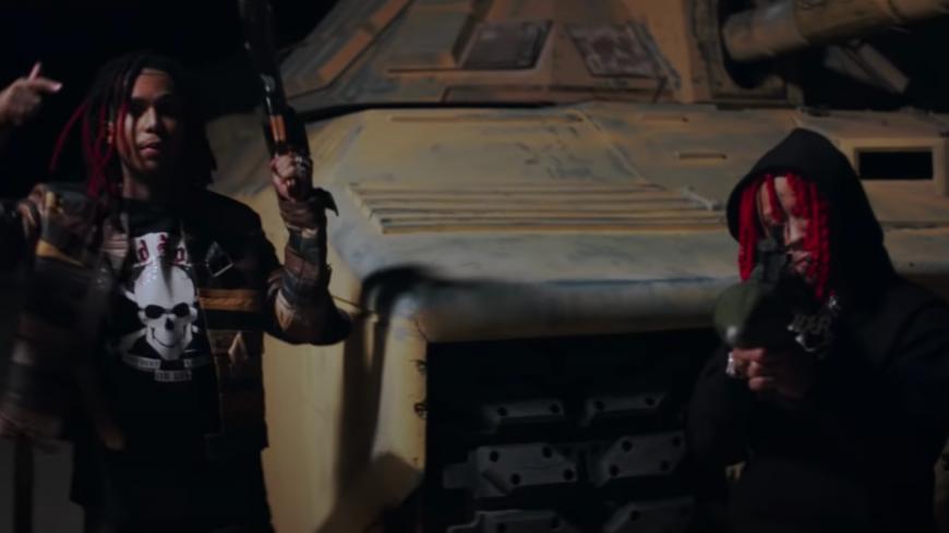 """Lil Gnar envoie les """"Missiles"""" avec Trippie Redd"""