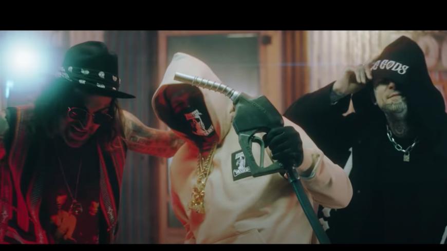 """Yelawolf, Caskey et DJ Paul sont """"Open"""""""