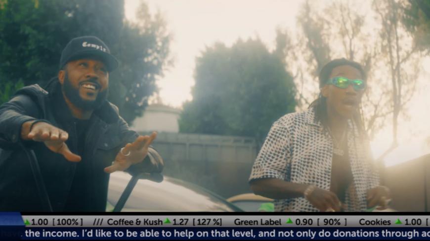 """Problem envoie """"4 The Low"""" feat. Wiz Khalifa"""