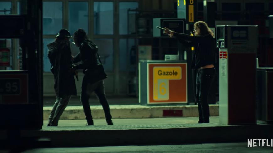 """""""Caïd"""", la nouvelle série sur le rap et les gangs produite par Netflix"""
