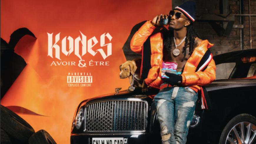 """Kodes dévoile le clip """"Avoir & Être"""", extrait de son premier album !"""