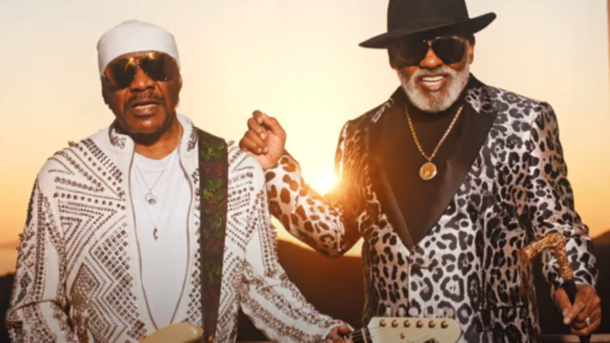 """The Isley Brother sont avec leurs """"Friends & Family"""""""