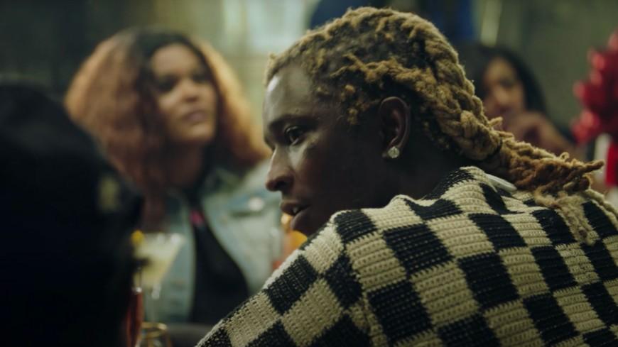 """Young Thug, Gunna et Lil Baby libèrent des prisonniers dans """"Paid The Fines"""""""