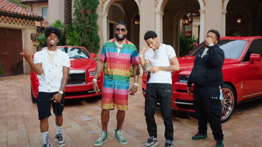 """Gucci Mane annonce un nouvel album avec """"Shit Crazy"""""""