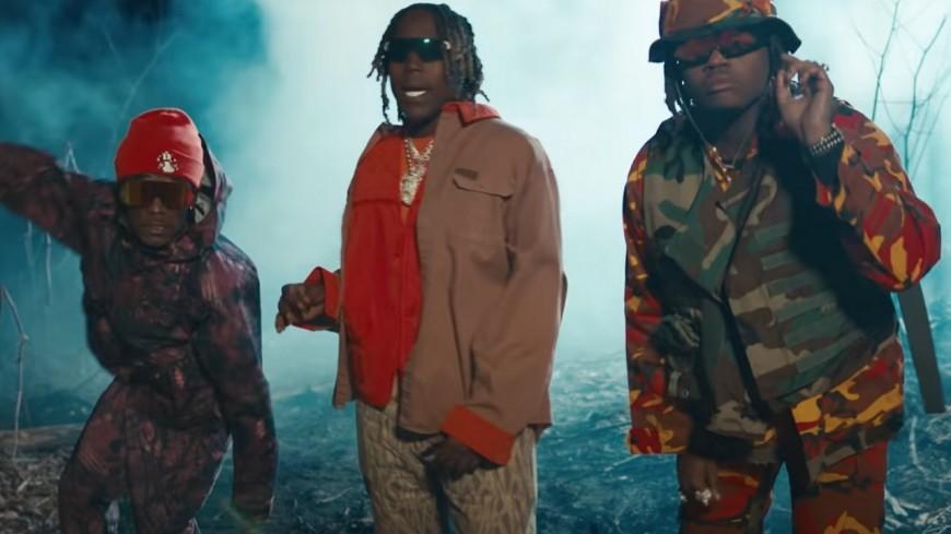 """Internet Money réunit Don Toliver, Gunna et Lil Uzi Vert sur """"His & Hers"""""""