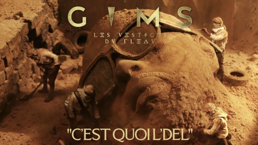 """Gims dévoile son feat avec Nekfeu, """"C'est quoi l'del"""""""
