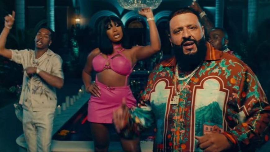 """DJ Khaled enflamme sa villa sur """"I Did It"""""""