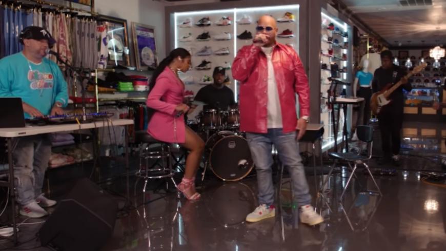 """Fat Joe en direct de son shop sur """"Tiny Desk"""" de NPR"""