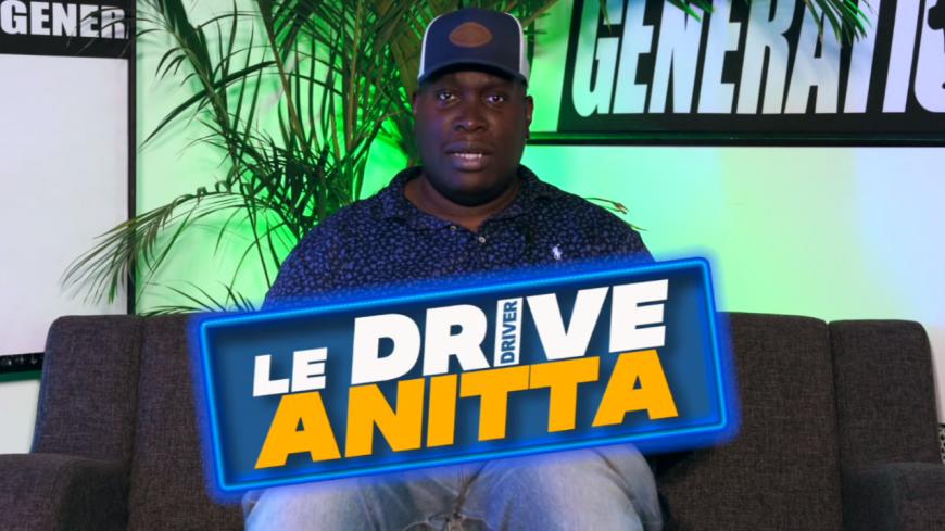 """""""La chronique US"""" c'est avec Driver sur Anitta"""