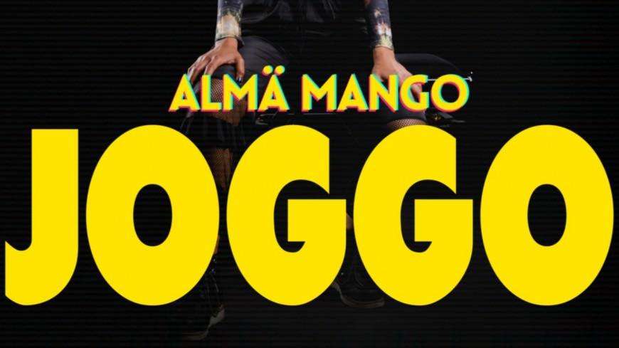 "Almä Mango se met à l'aise en ""Joggo"" !"