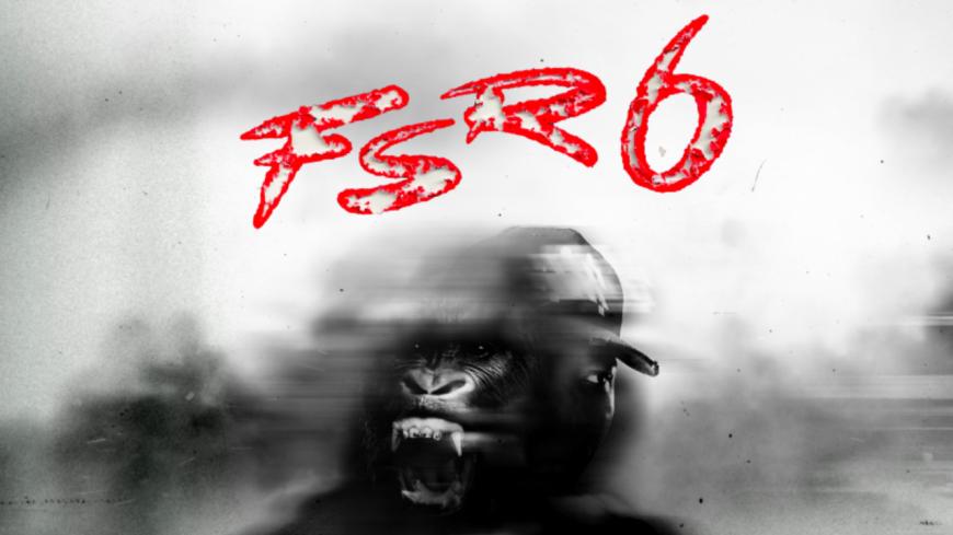 """Olazermi freestyle sur """"FSR6"""""""