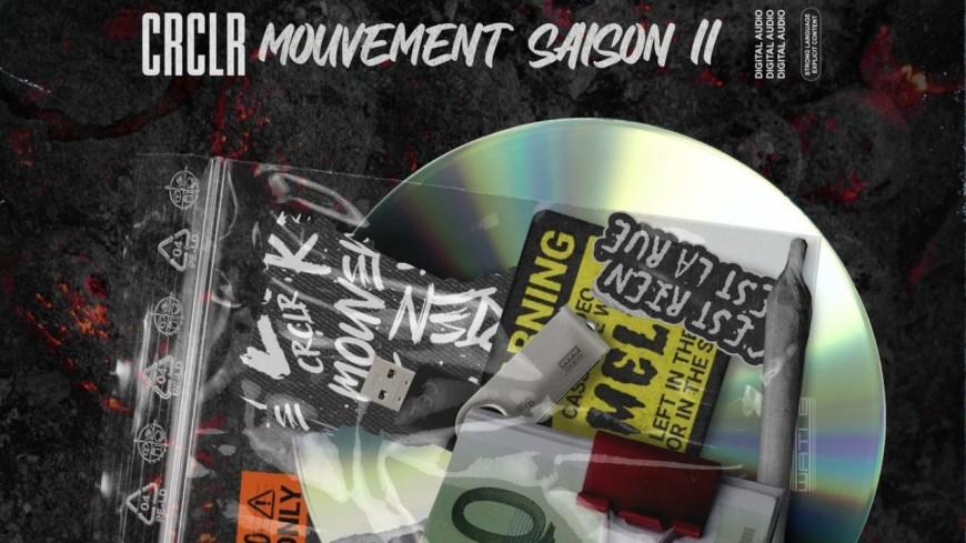 """CRCLR présente le 4ème clip de la mixtape """"Mouvement Saison II"""" !"""
