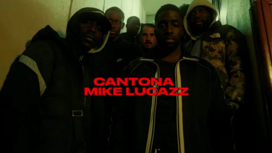 """Mike Lucazz se prend pour """"Cantona"""""""