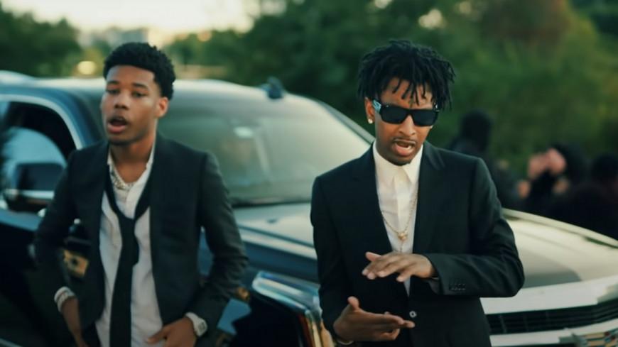 "Nardo Wick, 21 Savage, Lil Durk et G Herbo réunis sur ""Who Want Smoke ? (Remix)"""