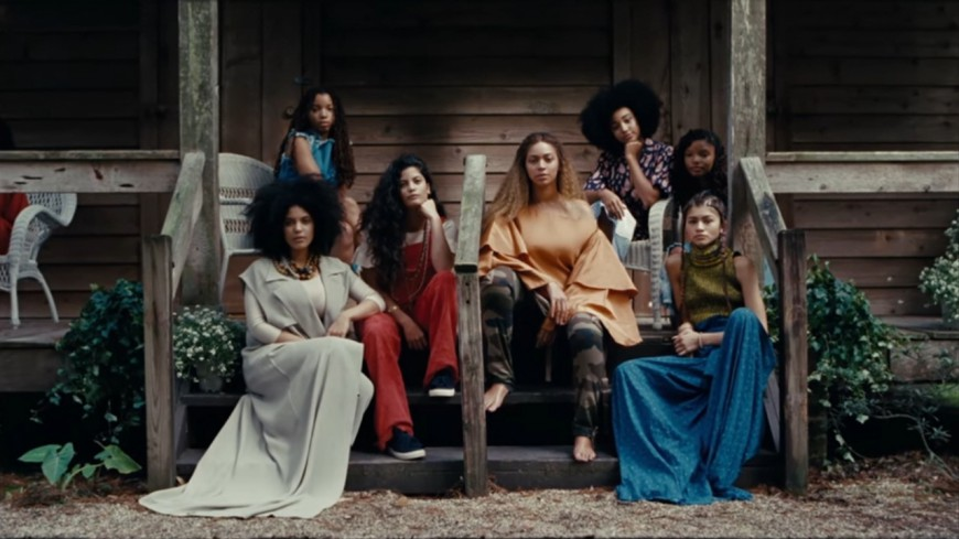 Suivez Beyoncé dans ''All Night''