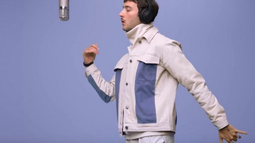 Lord Esperanza rappe sur ''Le Temps Des Graviers'' dans son A Colors Show !