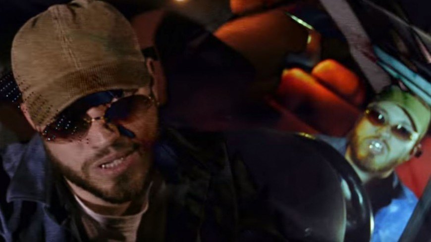 Le nouveau clip de Myth Syzer feat. Oldpee (13 Block) est un ''Massacre'' !