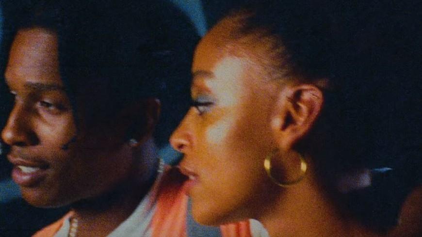 """A$AP Rocky dévoile le clip nocturne de """"Sundress"""" !"""