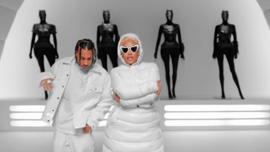 Tyga présente le visuel d'un son explosif avec Nicki Minaj !