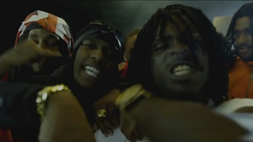 Chief Keef ft A$AP Rocky - Superheroes (Official Video)