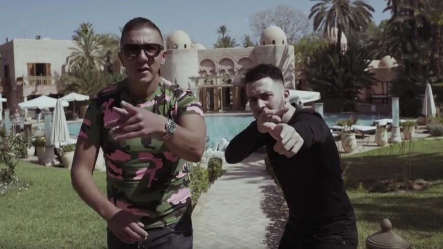 DJ Kayz et MRC au Maroc dans le clip ''Mais T'es Hein''