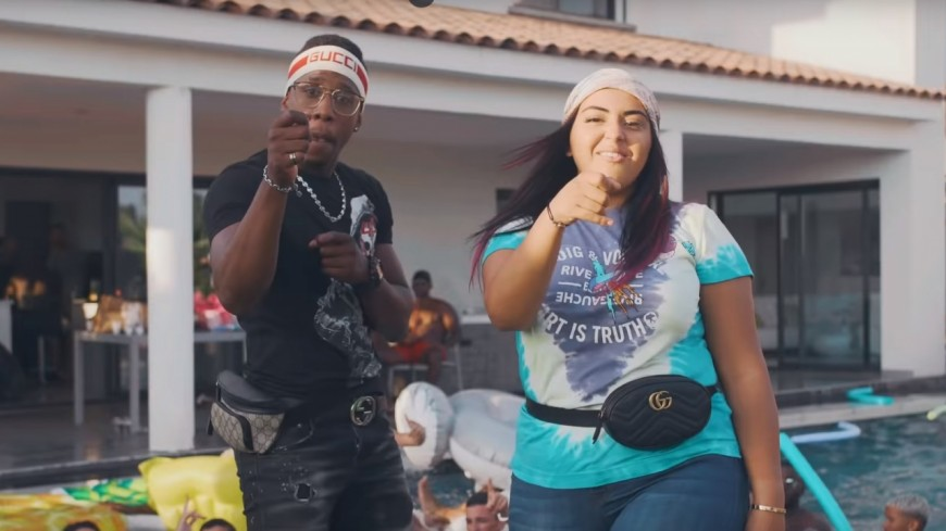 Elams & Marwa Loud s'ambiancent avec le ''Ghetto'' !